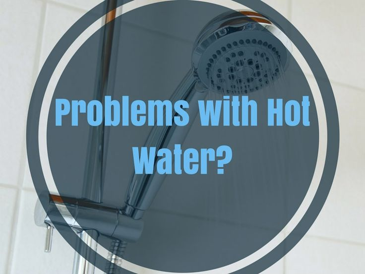 There are so many reasons behind if your water heater is acting like a jerk and not allowing you to have a nice, warm shower. Unwanted noise, not enough hot water, low water pressure, smelly hot water, water leaking from the top are some signs which show that your hot water heater is not working properly.