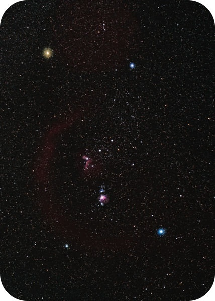 Why are the stars in Orion's Belt different colors? Click on the link below to find out more. http://www.ck12.org/concept/Star-Classification/?ref=/concept/Star-Classification/ #Stars #Science #CK12