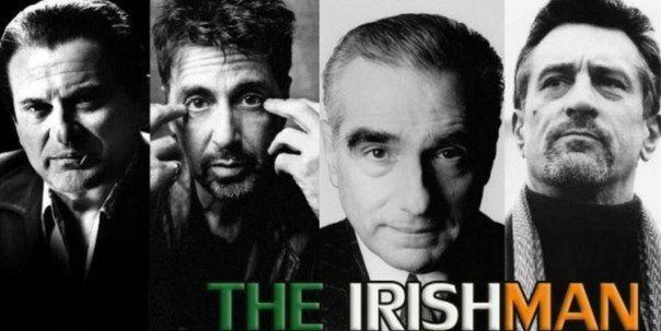 Хотя от гангстерской драмы Мартина Скорсезе «Ирландец» с участием Роберта Де Ниро, Джо Пеши и Аль Пачино уже успели отказаться Paramount, главный долгострой режиссера все же увидит свет.