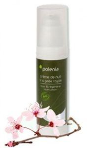 Polenia Organik Sertifikalı - Arı Sütlü Gece Kremi
