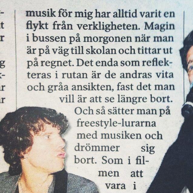 Intervju med Håkan