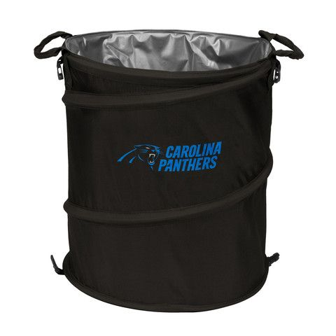 Carolina Panters NFL Collapsible Trash Can Cooler