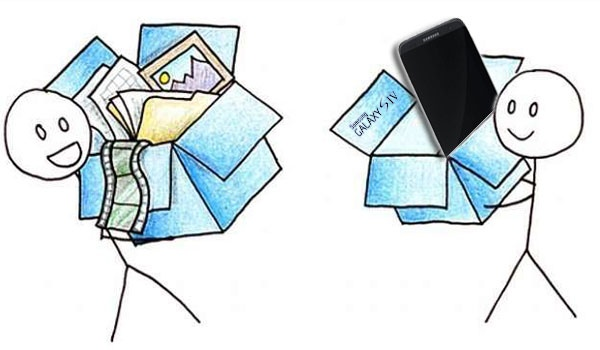 Dropbox Will Have Deeper Integration With New Samsung Devices Out Of The Box