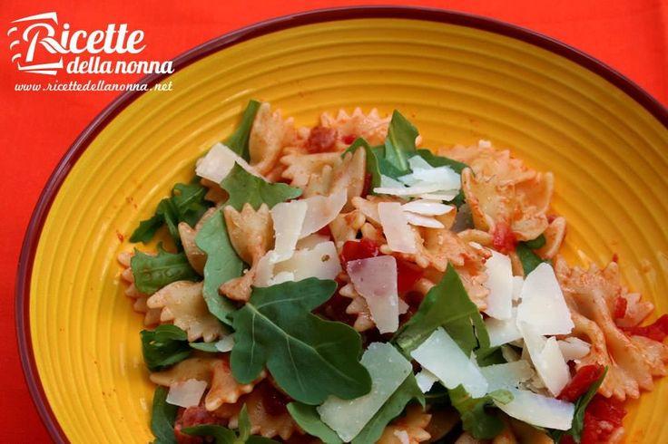 Una nuova ricetta per una pasta fredda sfiziosa e gustosa
