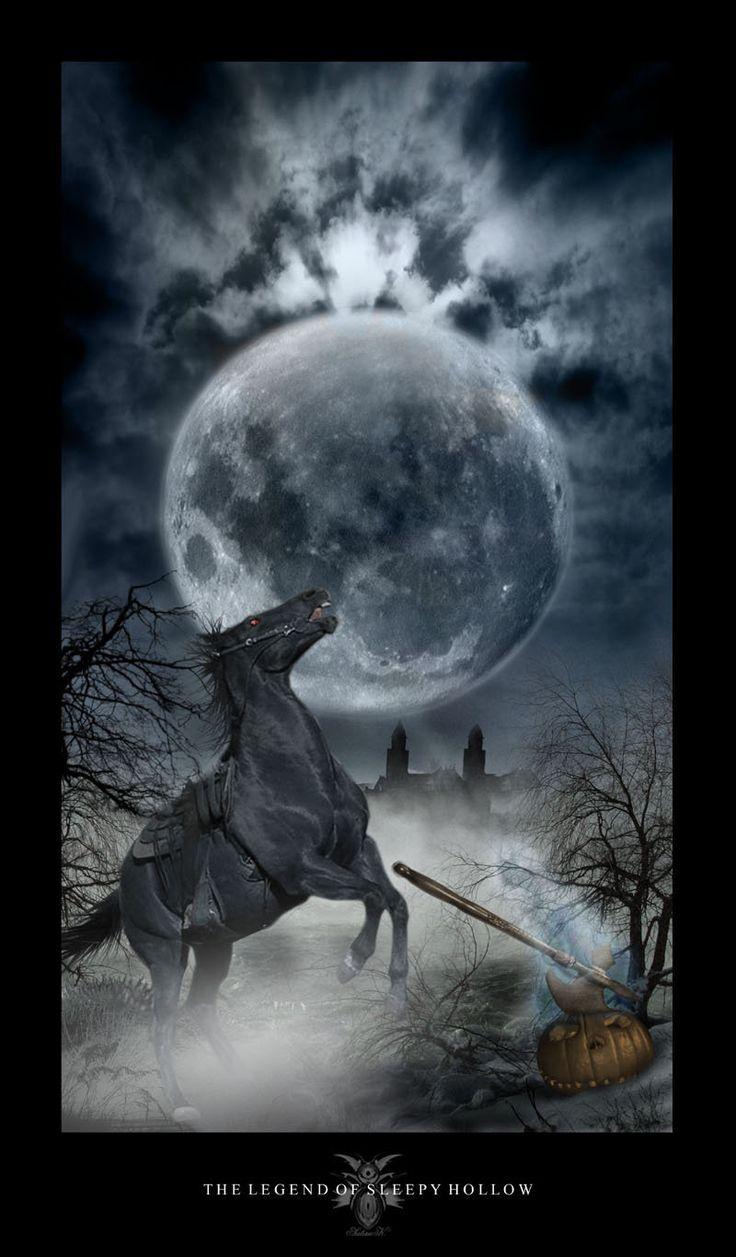 The Legend Of Sleepy Hollow By Cesar C 2004 Sleepy Hollow Legend Of Sleepy Hollow Sleepy Hollow Book