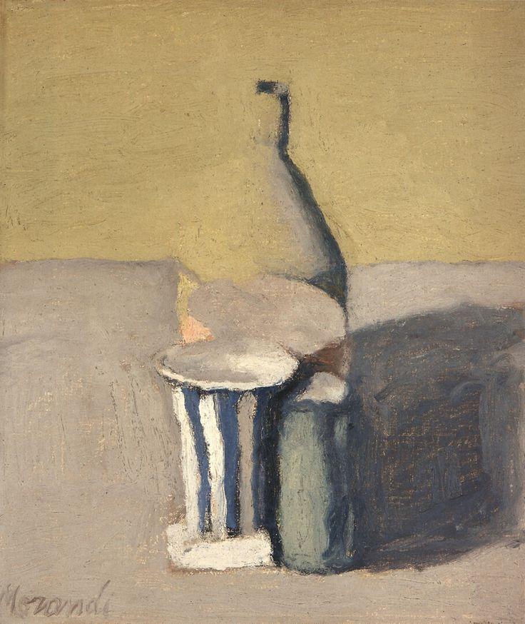 Giorgio Morandi, Natura morta, 1960
