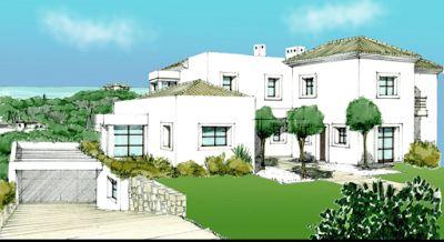 Deluxe Consulting & Abogados S.L: Marbella, Villa en venta