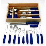 Amazon.de: Bestecksets - Geschirr, Besteck & Gläser: Küche & Haushalt: Gemischte Bestecksets, Steakbesteck und mehr