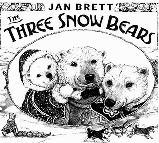 snow bears coloring pages - photo#30