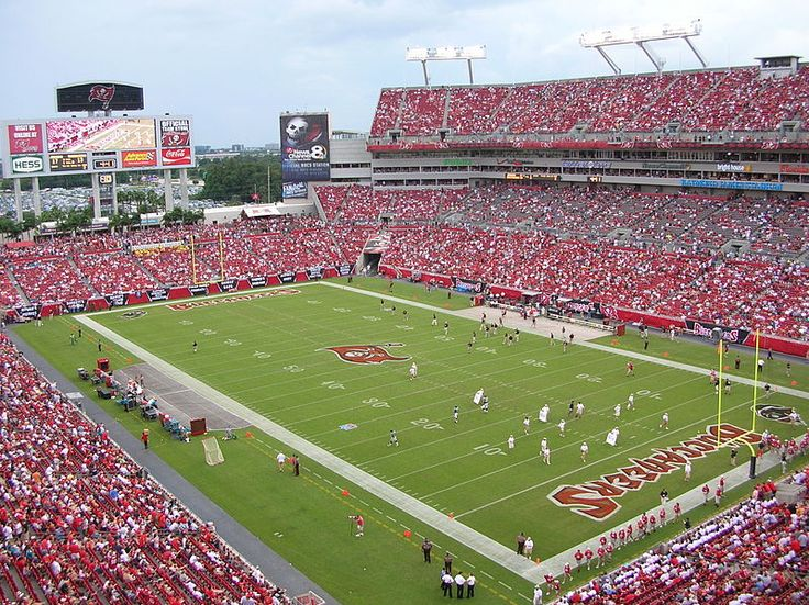 """The current Tampa Stadium (""""Ray Jay"""") or Raymond James Stadium officially opened on September 20, 1998."""