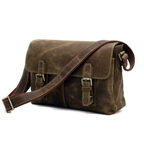 Niebla Messenger Bag