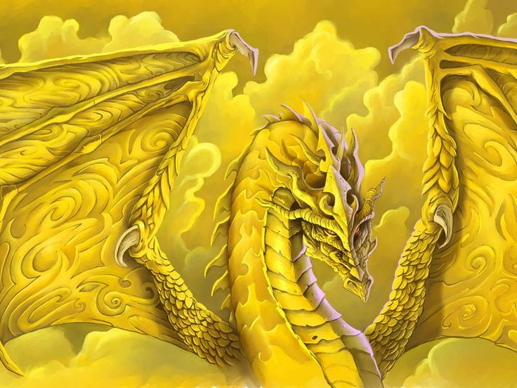 Yellow Dragon Yellow Dragon Desktop Size 1024x768