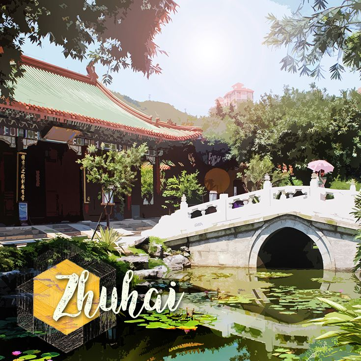 Learn more about our South China location for China Internships, Zhuhai. Within walking distance from the Las Vegas of the East, Macao, and only an hours' ferry ride away from Hong Kong. Check out our Youtube video now: https://www.youtube.com/watch?v=_nFYk7FPLiY