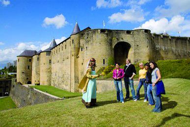#Teambuilding au Château Fort de #Sedan #insolite
