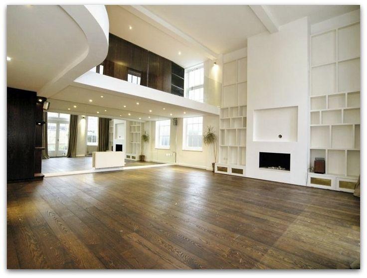 Dance Studio Change Room Design