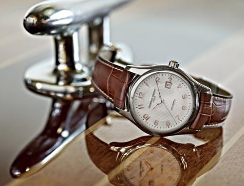 Jachty i luksusowe zegarki łączy długa tradycja