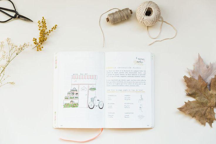 Diario de la novia - Me encantaaa! Para organizar la boda :-)