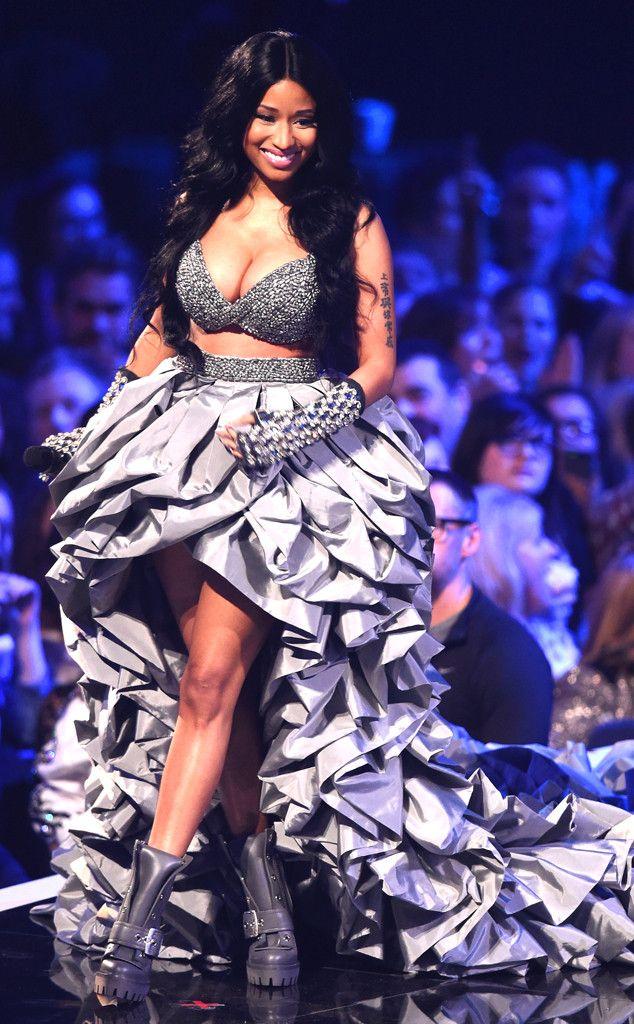 2014 MTV EMAs: Winners List—Includes Ariana Grande, One Direction and Host Nicki Minaj Nicki Minaj, MTV EMA's 2014