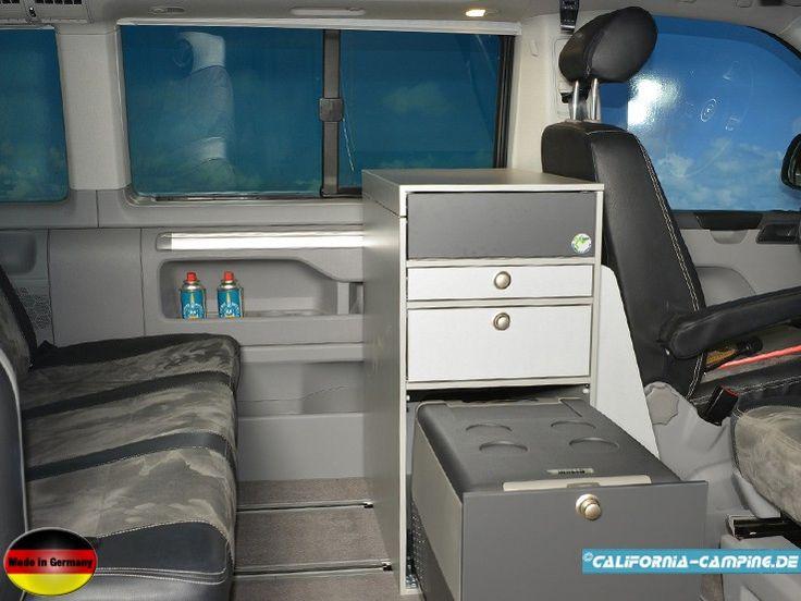 James 20 The VW T5 California Beach Startline Mulitvan Kitchen Module