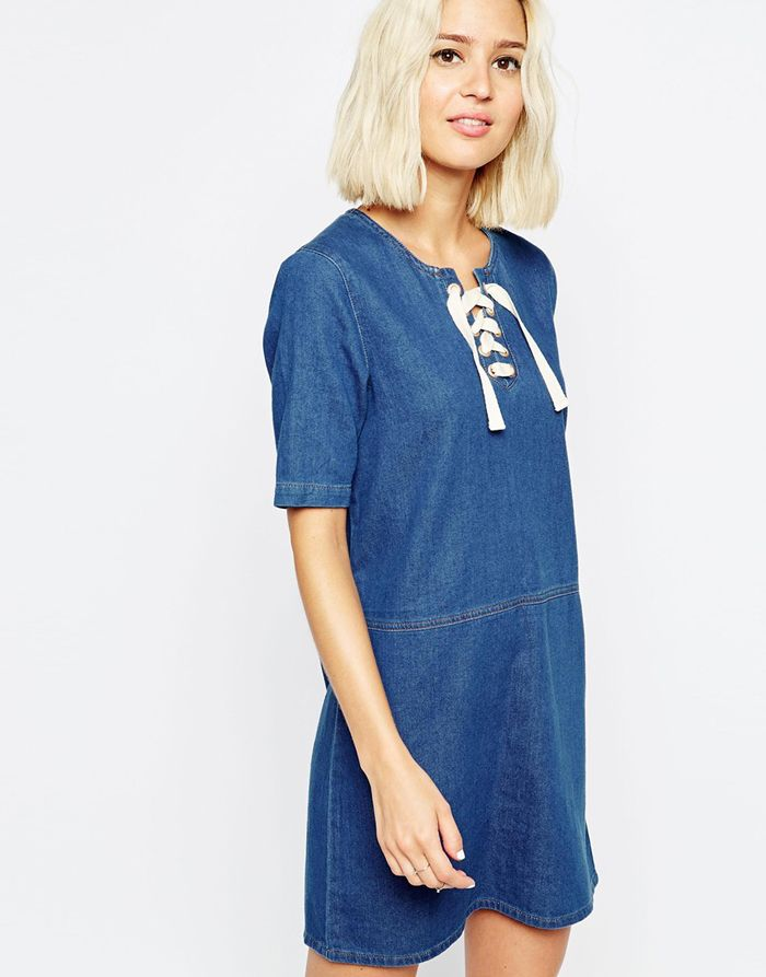 The Best Dresses from the Major ASOS Sale via @WhoWhatWearUK
