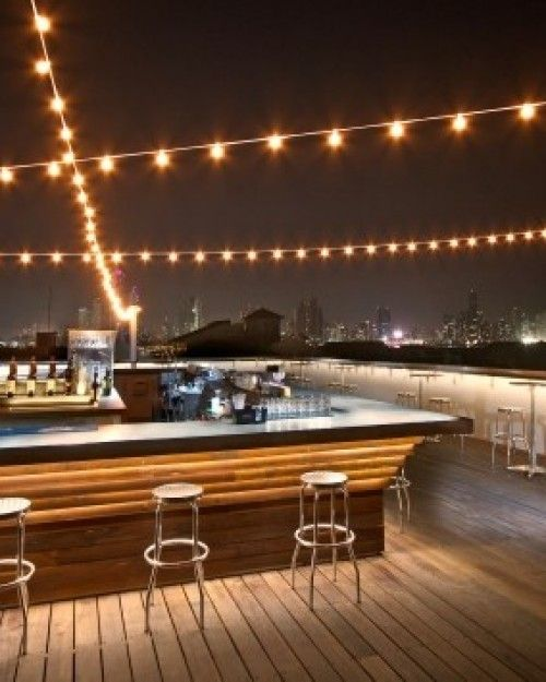 In hip Casco Viejo, Tantalo is a super cool Panama City's rooftop bar. Dance along to the DJs awesome beats with the wind in your hair #LetsGoHoloHolo
