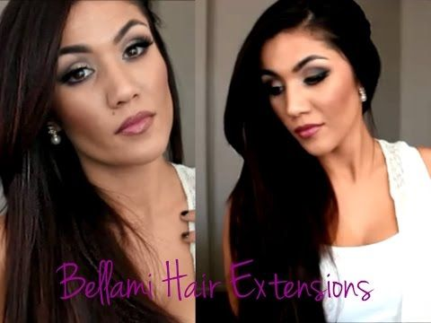 Oltre 25 fantastiche idee su bellami hair extensions review su bellami hair extensions review bellisima 220 grams youtube pmusecretfo Images