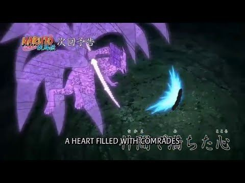 Naruto Shippuden Episode 384 Eng Sub Preview