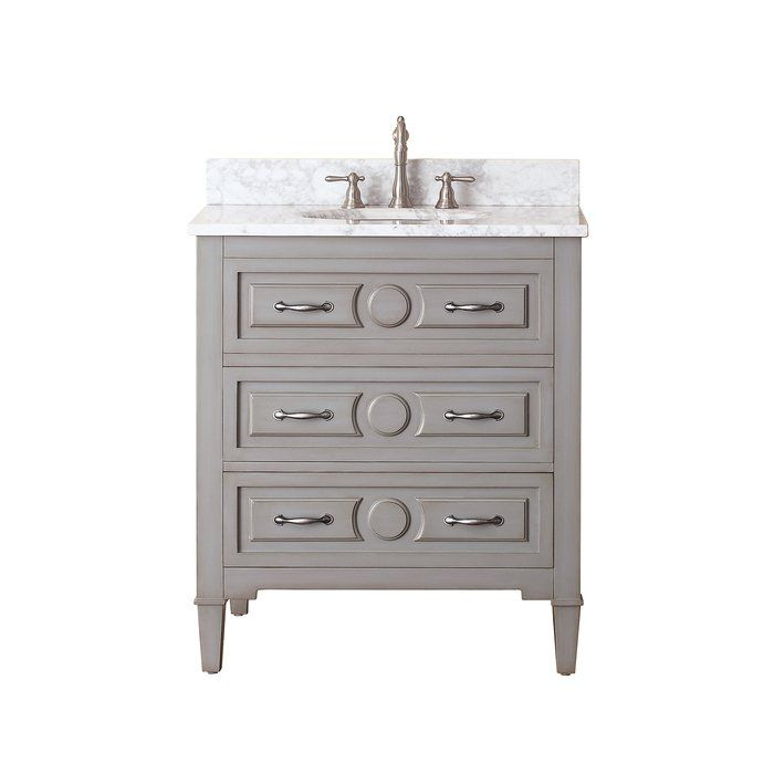 Batts 31 Single Bathroom Vanity Set With Images Single