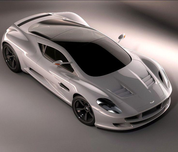 Aston Martin AMV12 Concept