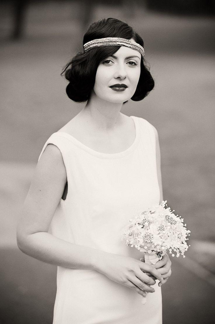 355 best 1920\'s Wedding Inspiration images on Pinterest | Vintage ...