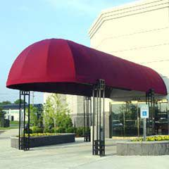awnings | Tunnel Awnings