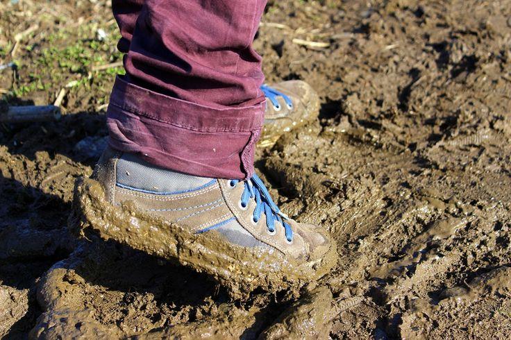 Sono stati creati per resistere a fango, pioggia, neve e superfici scivolose, e tutti quei posti dove non oseresti mai mettere le tue scarpe.