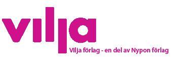 Vilja Förlag. Många bra lättlästa böcker för vuxna. En trevlig och informativ förlagskatalog. Ett aktivt förlag, också i sociala medier.