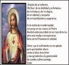 ORACIONES Y DEVOCIONALES CATOLICAS : Oración Para Obtener La Curación de Un Enfermo en ...