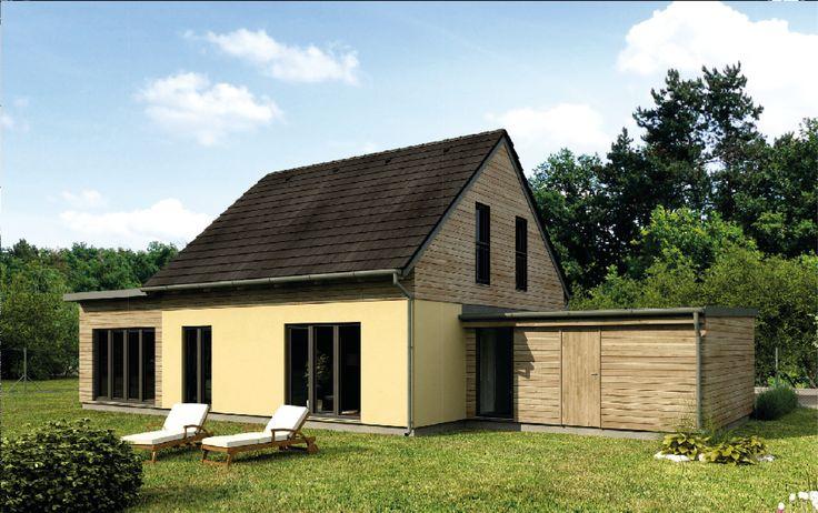 Rodinný dům GOOPAN P 150, je ideálním domem pro všechny z vás, kteří plánují velkou rodinu nebo pro ty z vás, kteří máte rádi prostor při zachování minimálních nákladů na provoz domu. Dům nabízí dispoziční řešení 5+kk a podlahovou plochu 156,6 m2. Tento krásný dům si můžete pořídit již od 8900 měsíčně Kč :) Více informací na www.goopan.cz