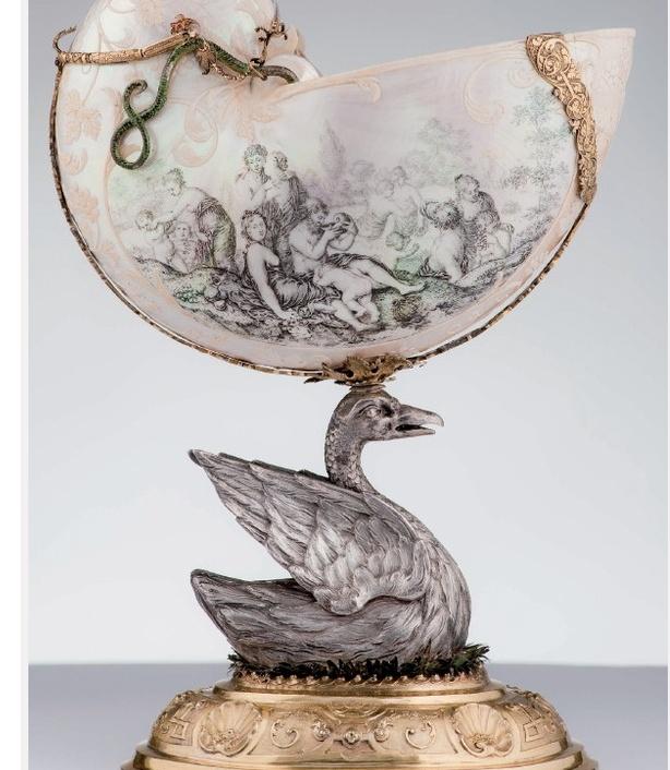 Antiques Lempertz Catalog Augsburg Van de Velde Meissen Clocks 17th C Silver Lim