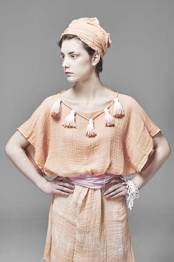 TERTA DRESS  photo: Sebastian Mintus (http://sebastianmintus.tumblr.com) mua: Katarzyna Perzyna model: Marta Sutor