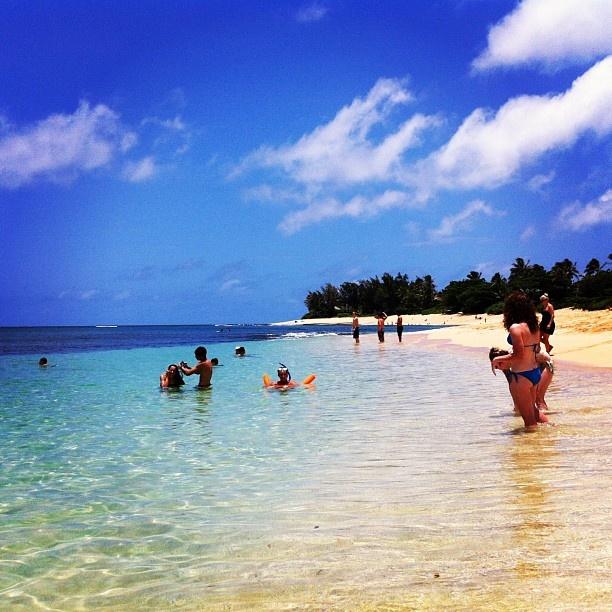 #Summer! Sunset Beach, North Shore, Hawaii - Roadtrip - 30Traveler