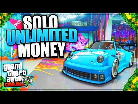 "GTA 5 Online: *SOLO* UNLIMITED MONEY METHOD! MAKE MONEY FAST"" 1.37 (GTA 5 Money Guide): GTA 5 Online: *SOLO* UNLIMITED MONEY METHOD! MAKE…"