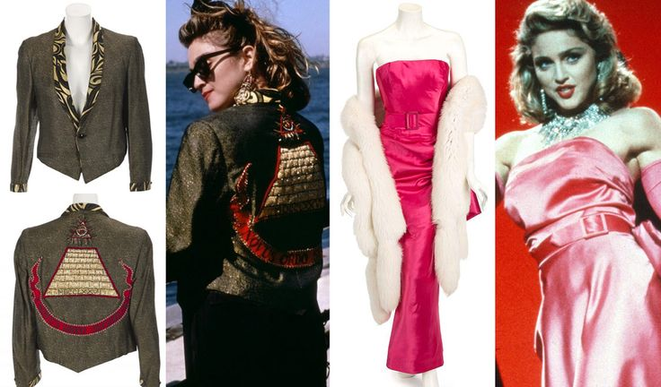 Madonnas items top Juliens celebrity auction with $3.2 million