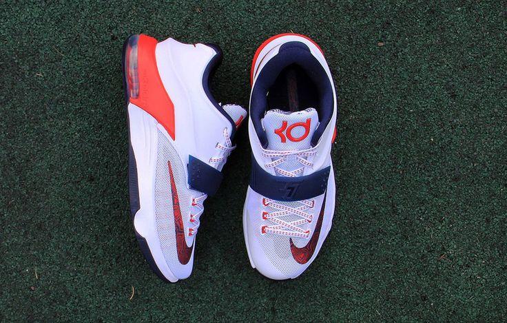 c1815c0cc9fd KD7 Revealing the Colorways  Nike KD VII . ...