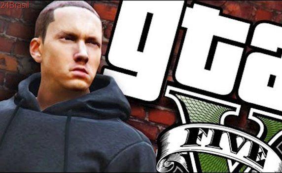 GTA V PC - Eminem, Vin Diesel, John Cena e Mais (MODS)
