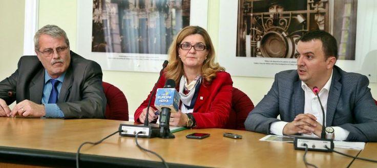 """Canotaj: CJ Timiș și-a anunțat decizia de a construi o Pistă Olimpică de canotaj. <<Elisabeta Lipă: """"Un vis frumos va deveni realitate"""">>"""