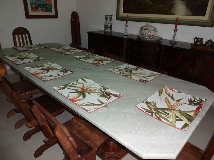 Jogo Americano Para Sala De Jantar ~ 74 best images about Sala de Jantar on Pinterest  Mesas, Madeira and