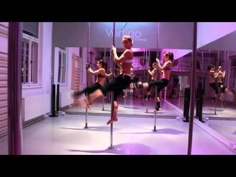 ▶ Vertigo Training Inspiration: Total Pole Fitness Workout Vol.1 - YouTube