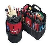 HUSKY Tool Bag and Utility Sack Combo - http://toolsshack.com/husky-tool-bag-and-utility-sack-combo/