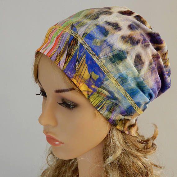 Womens summer beanie hat Summer headwear women Lightweight