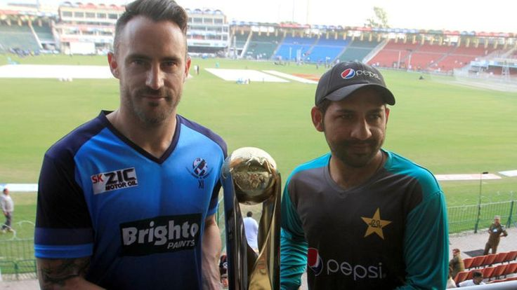 After 2009 terrorist attack on Sri LankaTeam. PCB has taken a Crucial Decision for Pakistan cricket. PCB Announced that Pakistan vs World XI 3 T20I matches Which are Held in Lahore, Pakistan. All 3 Tt20I matches played at Lahore, Gaddafi Stadium. Sarfaraz ahemad Led the Pakistanand Faf Du Plessis Led the World XI. if …