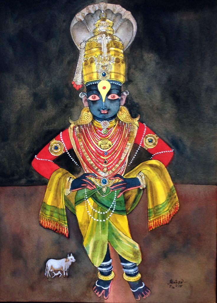 Panduranga. #krishnafortoday