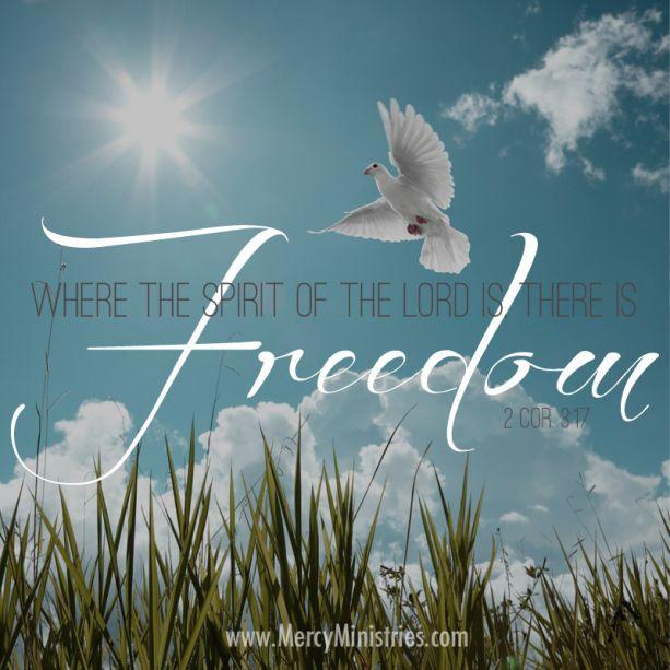 #freedom | Mercy Ministries